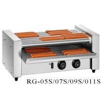 Buy cheap Commercial Hot Dog Grill Machine 5 / 7 / 9 / 11 Rollers , Electric Hot Dog from wholesalers