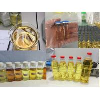 China Light Yellow Liquid Semi-finished Steroid Nandrolone Decanoate 300mg Premixed Steroid Oil Nandrolone Decanoate 300mg wholesale