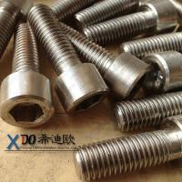 China allen hex bolt 254SMO hex socket screw DIN912 wholesale