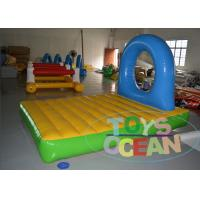 China Durable PVC Playground Inflatable Sports Game Running Race Combo Customized Size wholesale