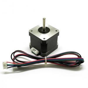 China D Type Shaft 42BYGH40 3D Printer Motors Operating Voltage 12V wholesale
