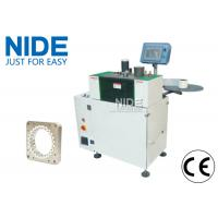 China Automation Slot Insulation Paper Inserting Machine For Induction Motor Stator wholesale