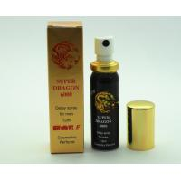 Wholesale Super Dragon 6000 delay spray for men 12ml per bottle from china suppliers