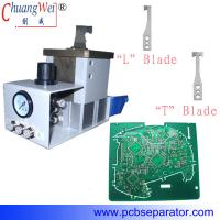 Buy cheap Hand PCB Pneumatic Nibbler Cutting Tool for Slitting PCB Connection Points from wholesalers