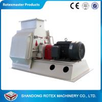China Excellent Biomass Small Wood Hammer Mill Grinder For Animal Manure , Plant Waste wholesale