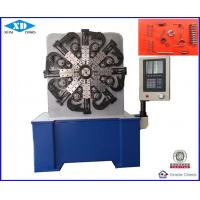 China Rotation Core System / Rolling Axis CNC Spring Making Machine For Clips wholesale