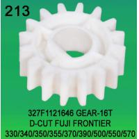 China 327F1121646 GEAR TEETH-16 D-CUT FOR FUJI FRONTIER 330,340,350,355,370,390,500,550,570 minilab wholesale