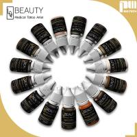 Buy cheap LovBeauty Organic Pigment Cream For Permanent Makeup Microblading Cosmetic Tattoo Ink from wholesalers