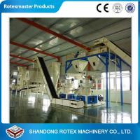 China Large Capacity Full Automatic Ring Die Pellet Machine for Wood wholesale
