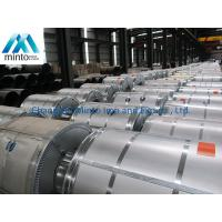 China Hot Dipped Aluminium Zinc Coated Steel Cold Rolled Coil Steel Mini Spangle wholesale
