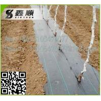 2016 high quality weed barrier/weed mat polypropylene woven geotextile