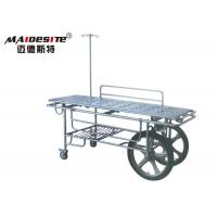 China Hospital Medical Equipment Patient Transfer Trolley 1 Year Warranty wholesale