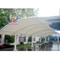 Wholesale Solid Motorbike / Car Parking Tensile Structure / Tensile Car Parking Shades from china suppliers