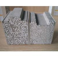 China Fire Rated Fiber Cement Sandwich Panel , 100mm Cement Board Partition Wall wholesale