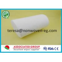 China Spunlace Fabric Dry Cleaning Wipes 13cm Diameter 400 Sheets For Kitchen wholesale