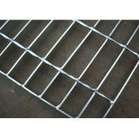 China Anti Corrosion Car Wash Drain Grates With Frame Customize Size Galvanized Steel wholesale