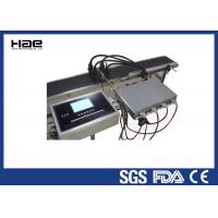 China Multi Language Online Inkjet Marking Machine , Industrial Inkjet Printer For Batch Coding wholesale