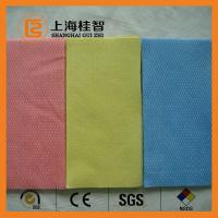 China Segment Nonwoven Wipes Biodegradable Non Woven Products in Blue Black Pink wholesale