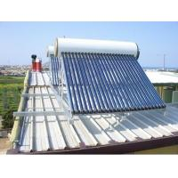 China Ordinary Solar Water Heater 200L 24 Tubes wholesale