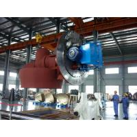 China Marine Diesel Driven Deck Installation Rudder Propeller wholesale