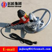 China 1200W electric drilling rig machine Portable small water well drilling rig for sale wholesale