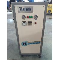 China CE Nitrogen Gas Generator 3m3/H Purity 95% For Vehicle Tyres Filling System wholesale