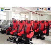 China  Large 4D Movie Theater , Electronic 4DM Motion Cinema Equipment  for sale