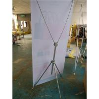 Quality Waterproof Outdoor X Stand Banners Display Single Side 80X180cm for sale