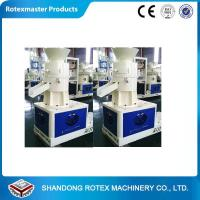 China ROTEX MASTER flat die Wood Pellet Machine / saw dust pellet making machine on sale