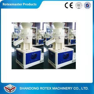 China ROTEX MASTER flat die Wood Pellet Machine / saw dust pellet making machine wholesale