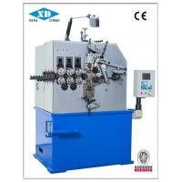 Quality Industrial Adjustable Torsion Spring Coiling Machine / Spring Manufacturing for sale