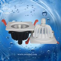 China Square shape Waterproof COB led downlight IP65 led ceiling spot lamp 5W 7W 9W factory dire on sale