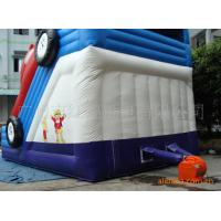 China Large Inflatable Toys Jumping Castle Air Blower , Bouncy Castle Fan Blower wholesale