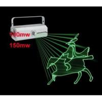 China 100mw/150mw Green Laser Lighting YK-702 wholesale