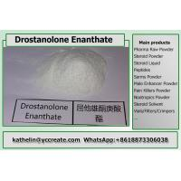 China Steroid Hormone Powder Drostanolone Enanthate / Masteron Enanthate For Muscle Gains wholesale
