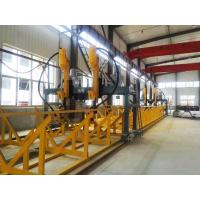 China Double Drive Gantry Welding Machine Automatic Steel Structure Electric Control System wholesale