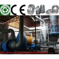 China Complete Biomass Pelleting Line,Complete Biomass Pelleting Plant,Wood Pellet Manufacturing Line wholesale