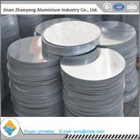 China 1100 Aluminum Wafer 100mm 200mm 300mm 500mm 600mm 800mm Aluminum Circle wholesale