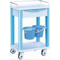 China ABS Emergency Trolley Equipment Crash Carts For Medical Offices / Nursing Homes on sale