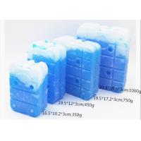 Energy Saving Cold Gel Packs Ice Cooler Brick Ice Packs For Food Shipping