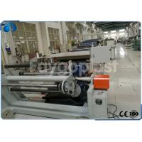 China High Output PVC Board Making Machine , Plastic Sheet Manufacturing Machine wholesale