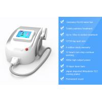 Quality wholesale 600W 808nm diode laser hair removal machine for sale