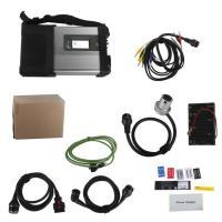 Quality BENZ C5 SD Connect Diagnostic Tool Mercedes benz diagnostic scanner tool for benz cars trucks actros for sale