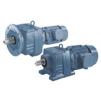 China Crane Worm-Gear Speed Reducer , Geared Box For Material Handling wholesale