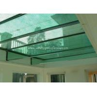 China 12mm Tempered Laminated Glass Panels Fire Proof Guard Against Theft wholesale