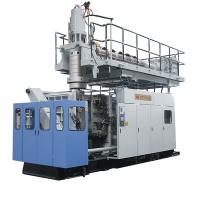 China 200 litre 220L Plastic Hdpe Water Tank Bucket Drum Extrusion Blow Molding Moulding Making Machine wholesale