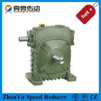China High Torque Wps Helical Worm Gearbox Speed Reducer , Shaft Mounted wholesale