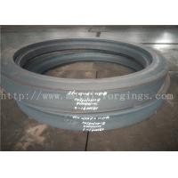 Quality AISI ASTM DIN CK53 BS060A52 XC 48TS Carbon Steel Forgings Rings Forging 3.1 for sale