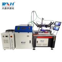 China Double Welding Heads Laser Solder Machine For Battery Tabs , High Efficiency wholesale