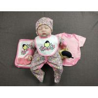 China No Toxic Newborn Baby Clothes Set 7pcs Single Button For Baby Girl wholesale